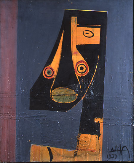 lam visage cubiste-1939