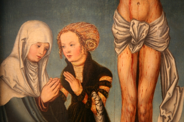 christus_am_kreuz_detail_by_lucas_cranach